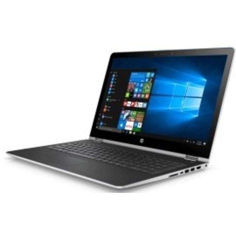 Hp 2ds97ua Pavilion X360 15-br095ms 2-in-1 Laptop Pc - Intel Core I5-7200u 2.5 Ghz Dual-core Processor - 8 Gb Ddr4 Sdram - 128 Gb Ssd - 15.6-inch Touchscreen Display - Windows 10 Home 64-bit - Silver