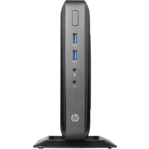 Hp L1d39uc T520 Flexible Thin Client - Amd Gx-212jc 1.2 Ghz Dual-core Processor - 4 Gb Ddr3l Sdram - 16 Gb Ssd - Windows Embedded Standard 7e - Black