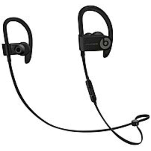Beats by Dr. Dre Powerbeats3 ML8V2LL-A Wireless Earphones With Mic - Black - PCMatrix Center