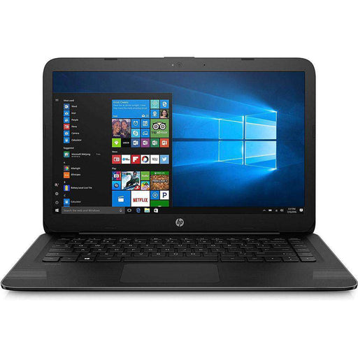 Hp X7s52ua Stream 14-ax040wm Laptop Pc - Intel Celeron N3060 1.6 Ghz Dual-core Processor - 4 Gb Ddr3l Sdram - 32 Gb Emmc - 15.6-inch Display - Windows 10 Home 64-bit