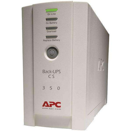 APC(R) BK350 Back-UPS System (CS 350) - PCMatrix Center