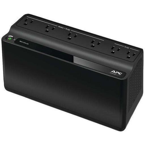 APC BE425M 6-Outlet Back-UPS Network - PCMatrix Center