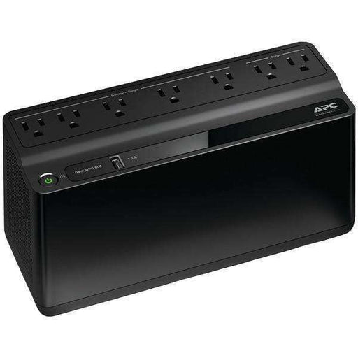 APC BE600M1 7-Outlet Back-UPS Network - PCMatrix Center