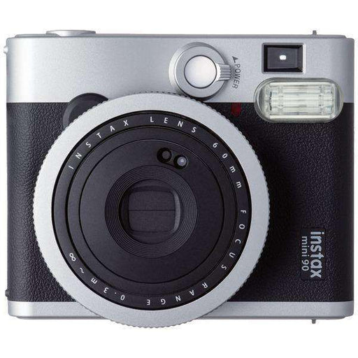 Fujifilm 16404571 instax mini 90 Classic Instant Camera (Black) - PCMatrix Center
