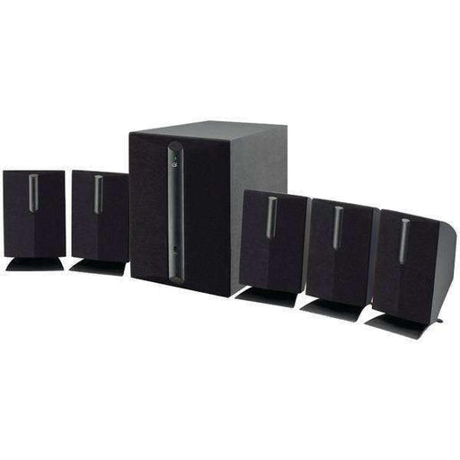 GPX HT050B 5.1-Channel Home Theater Speaker System - PCMatrix Center