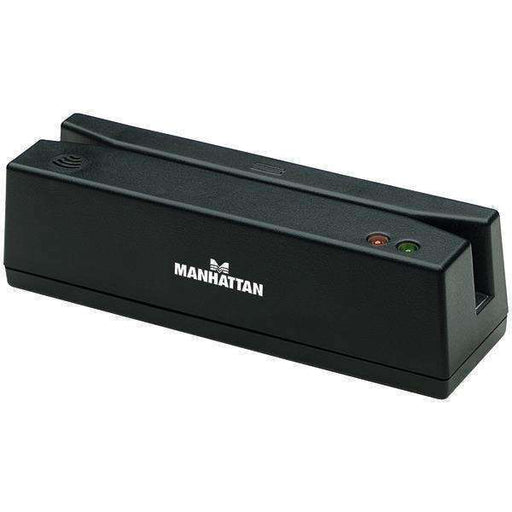 Manhattan(R) 460255 Magnetic Stripe Card Reader - PCMatrix Center