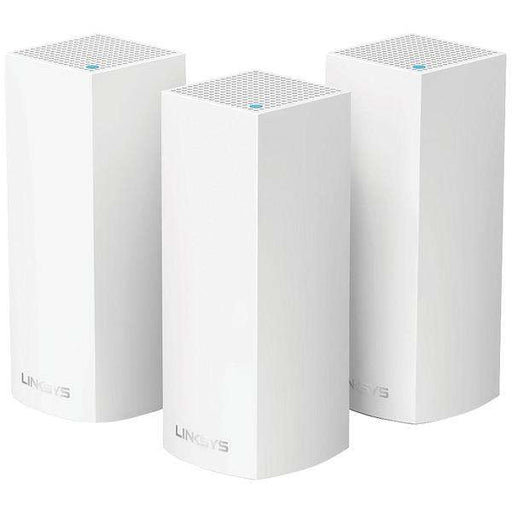 Linksys WHW0103 Velop Intelligent Mesh Wi-Fi System (3 pk) - PCMatrix Center