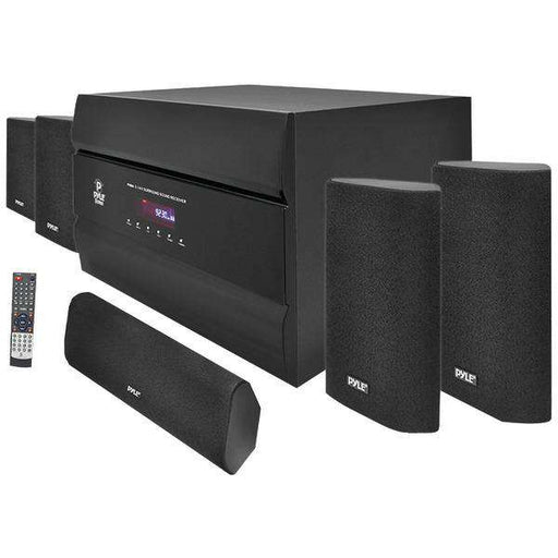 Pyle PT628A 400-Watt 5.1-Channel Home Theater System