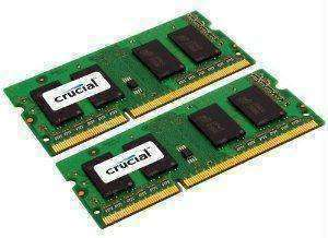 New(s)--Micron Consumer Products Group 8gb (4gbx2) Kit Ddr3-1066 Sodimm For Mac - PCMatrix Center