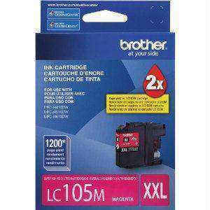 Brother International Corporate Super High Yield Magenta Ink Cartridge For Mfcj4410dw, Mfcj4510dw, mfcj4610dw, 1200 pages - PCMatrix Center