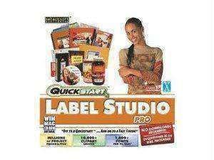 Selectsoft With Quickstart Label Studio Pro Deluxe, You Can Create All Kinds Of Labels For - PCMatrix Center