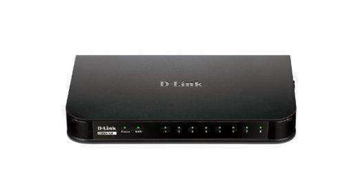D-link Systems Services Router, 8 10-100m Lan Ports, 1 Wan, Vpn, Ssl - PCMatrix Center