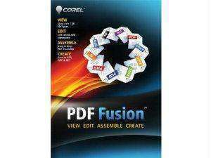 Corel Pdf Fusion Esd--DIGITAL DOWNLOAD - PCMatrix Center