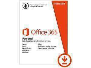 Microsoft Office 365 Personal Is The Best Office For You, At Home Or On The Go. Get A 1-year subscription - PCMatrix Center