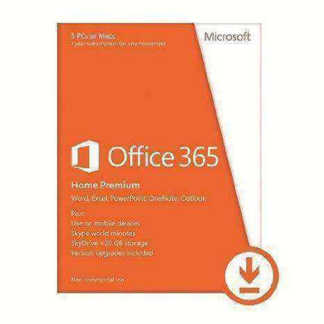 Microsoft Office 365 Home Is The Best Office For You And Your Family. Get A 1-year Subscription - PCMatrix Center