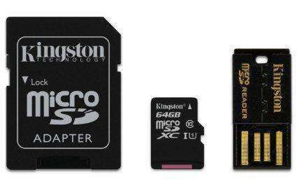 Kingston 64gb Multi Kit - Mobility Kit - PCMatrix Center