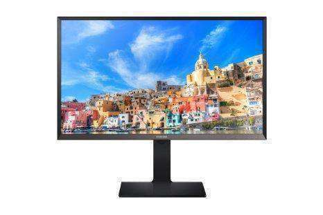 Samsung 32in-led-wqhd(2560x1440)-3000:1 (typ)-5ms-300cd-m2-matt Black And Titanium Silve