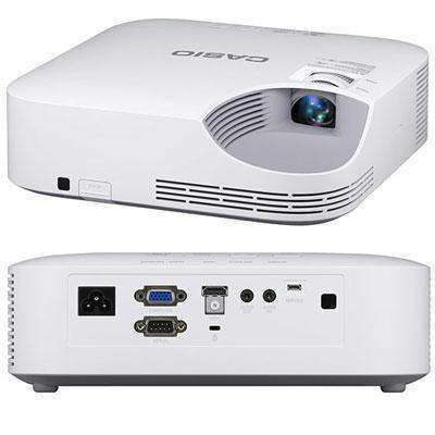 Casio America Inc 3000 Lumens Ecolite Lampfree Projector - PCMatrix Center