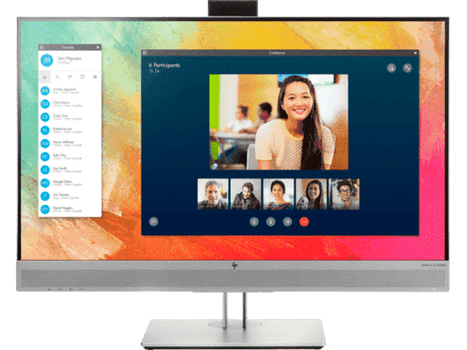 Hp Inc. Hp Elitedisplay E273m/ 27in Video Conferencing Display/bang & Olufsen/pop-up Hd - PCMatrix Center