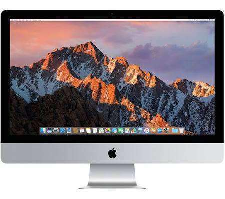 "Apple iMac with Retina 5K display - Core i5 3.4 GHz - 8 GB - 1 TB - LED 27"" - English"