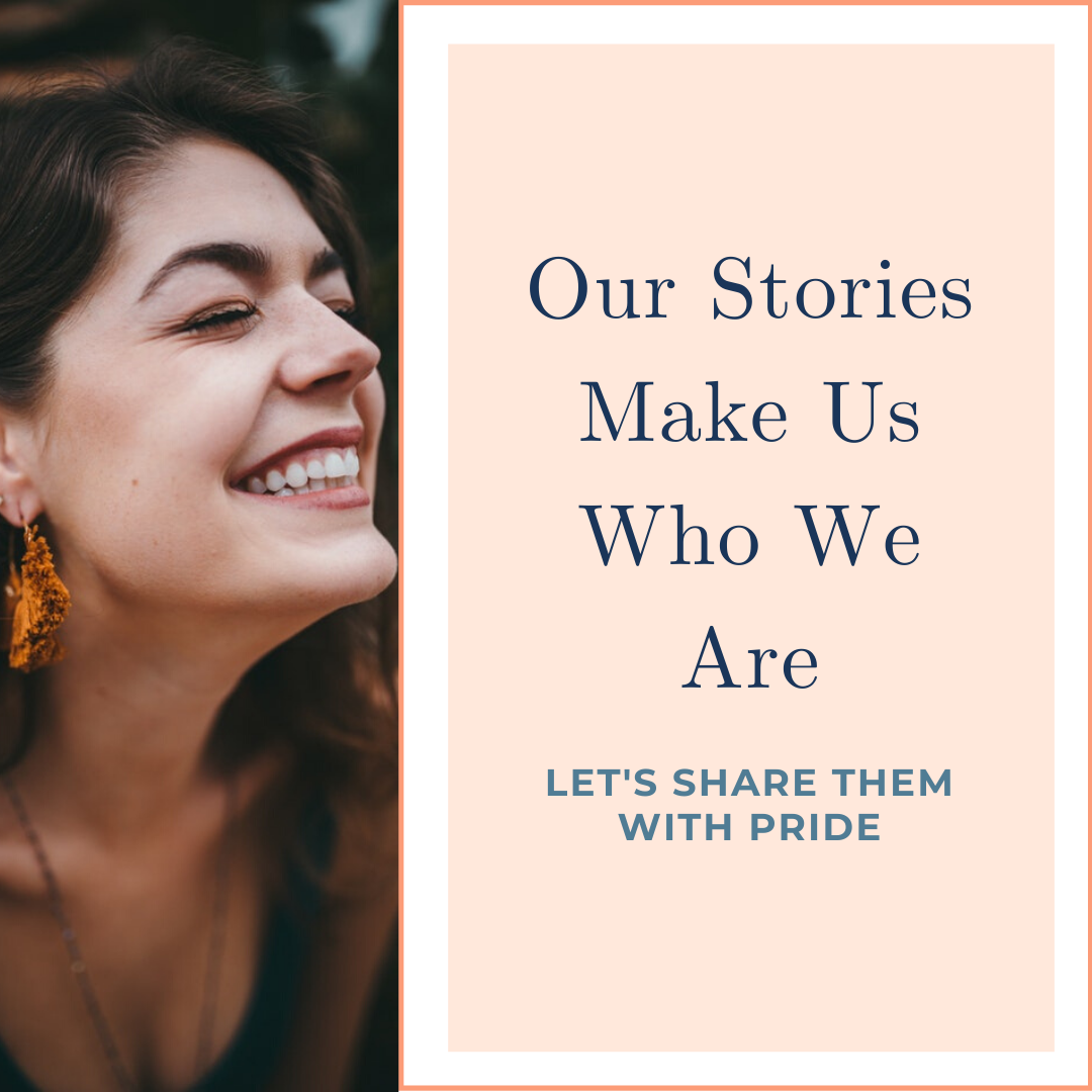 Small Business Monday: Our Stories Make Us Who We Are