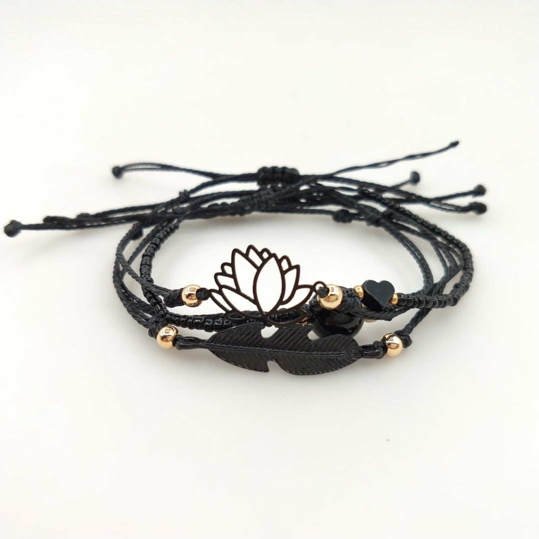 Anxiety Awareness Black| Boho