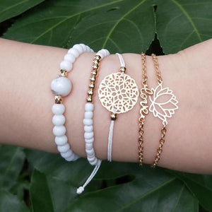 Anxiety Awareness White| Boho