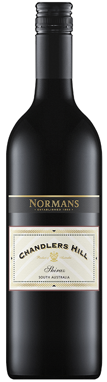 Normans Chandlers Hill - Shiraz 2019