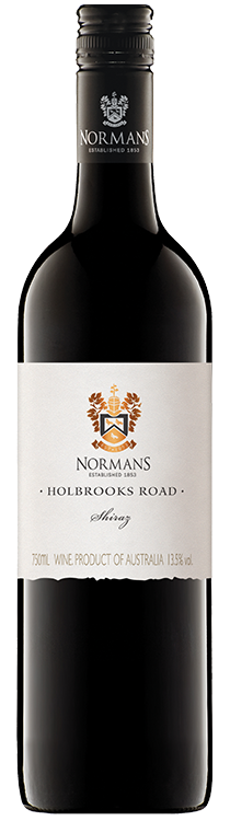 Normans Holbrooks Road - Shiraz 2019