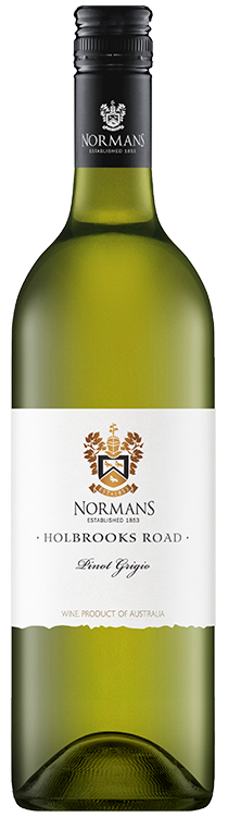 Normans Holbrooks Road - Pinot Grigio 2018