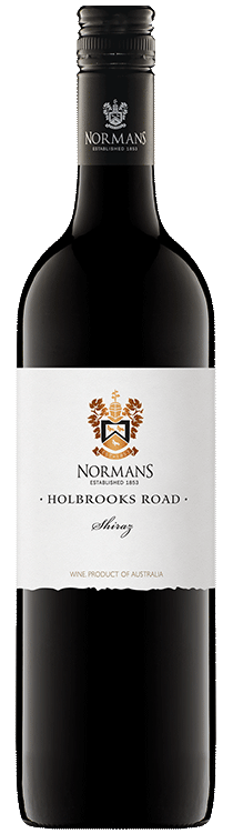 Normans Holbrooks Road - Shiraz 2017