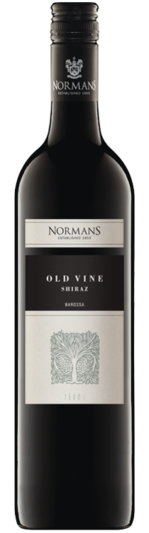 Normans Old Vine Barossa Valley Shiraz 2017