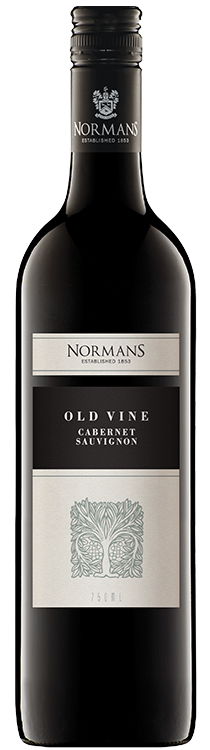 Normans Old Vine Barossa Valley - Cabernet Sauvignon 2017
