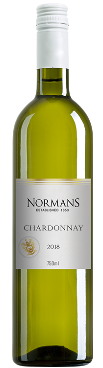 Normans White Label - Lean & Green PET Chardonnay 2018