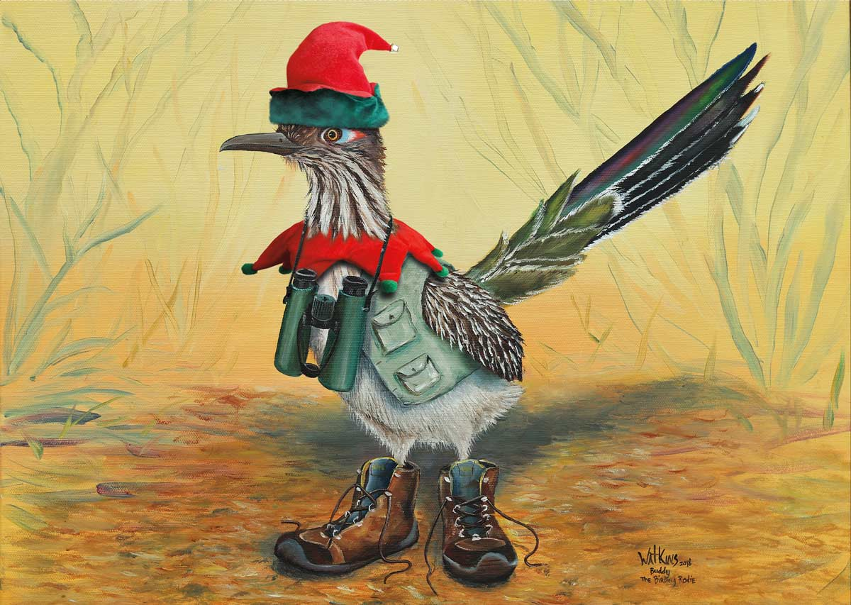 Roadrunner Christmas Cards