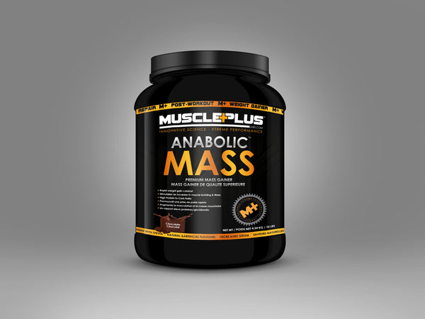 Anabolic Mass (Chocolate)