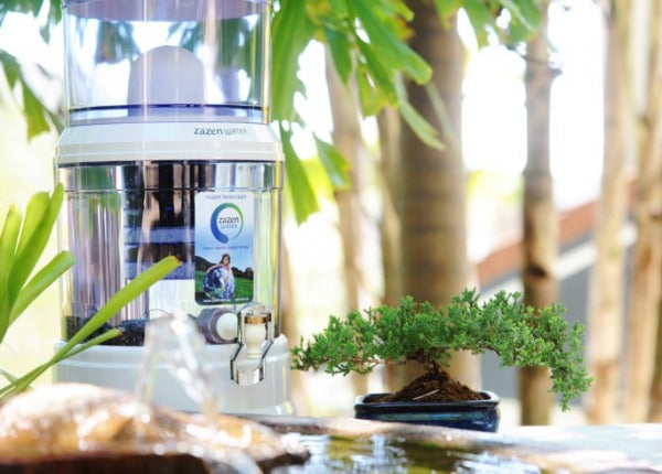zazen Water Filtration System