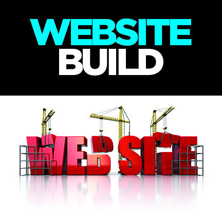 Website CMS Design Build (5pg Build)