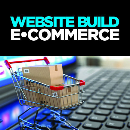 Website E•Commerce Design Build