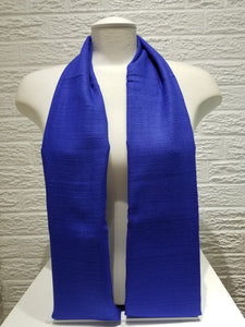 Cotton Khaadi - Royal Blue