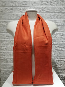 Cotton Khaadi - Orange