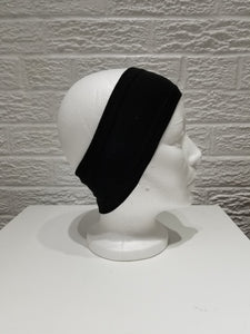 Half Tube UnderCap Band- Black