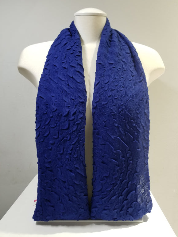 Ruffles - Royal Blue