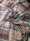 Printed Cotton- Mehwish