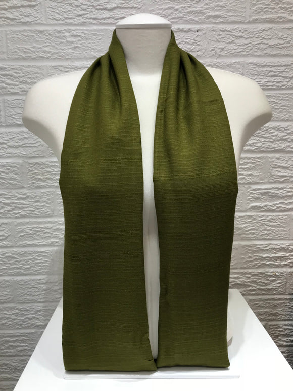 Cotton Khaadi- Khaki Green