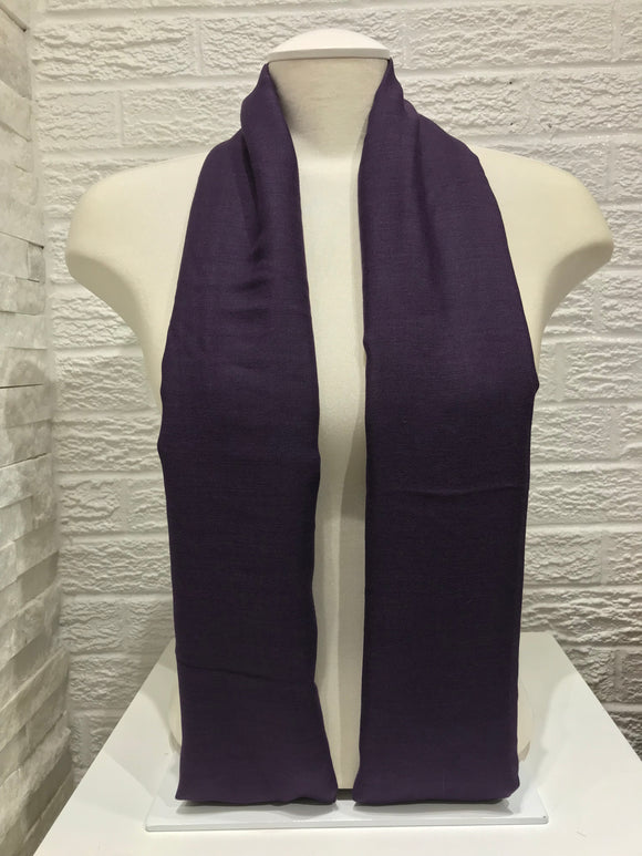 Plush Cotton - Dark Purple