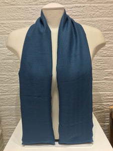 Plush Cotton- Azure Blue