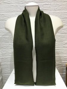 Plush Cotton- Army Green