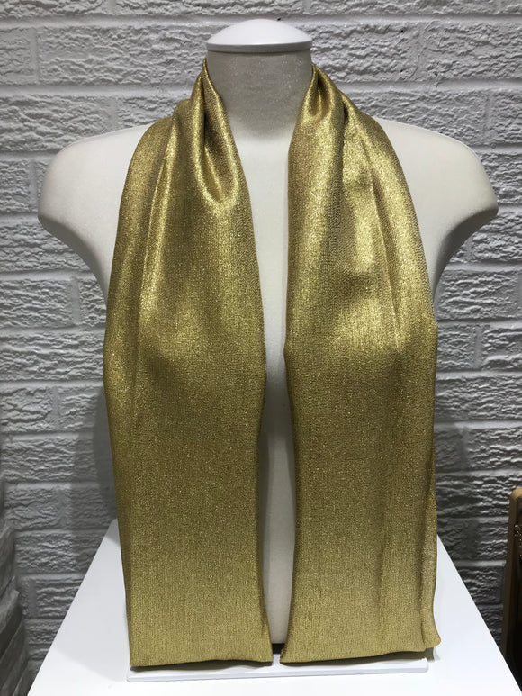 Fancy Sparkle W/O Tassels - Gold