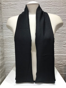 Plush Cotton- Black
